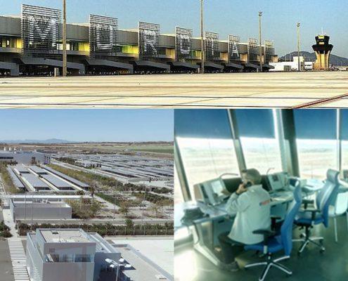 Mantenimiento Integral del Aeropuerto de Murcia; Manutenção Integral do Aeroporto da Múrcia; Maintenance of the international airport of Murcia;
