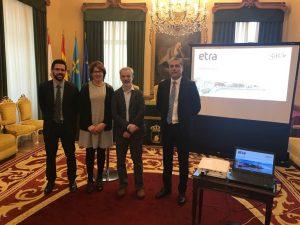 Gestión de Movilidad; Mobility Management; Gijón aposta na tecnologia do GRUPOETRA
